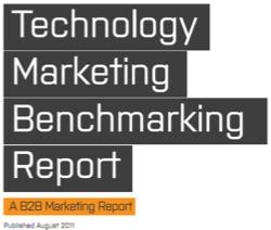 Technology Marketing Benchmarking Report