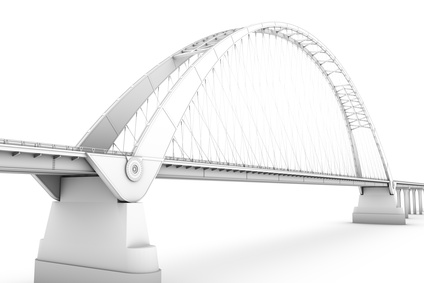 Wireframe Bridge