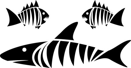 Sharks and Piranhas