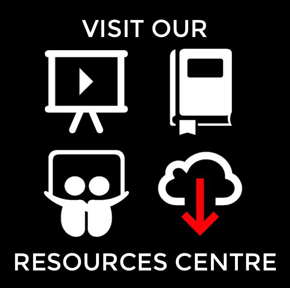 Visit our resources centre