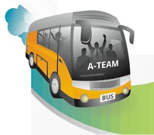 A-Team Bus