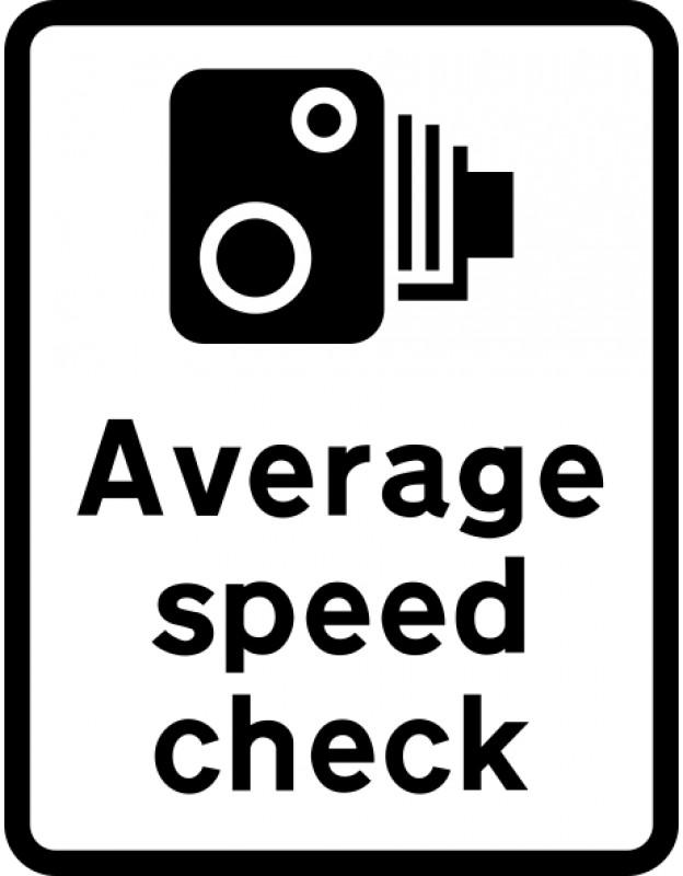 Average Speed Check