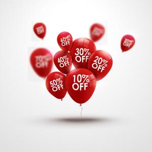 Discount balloons