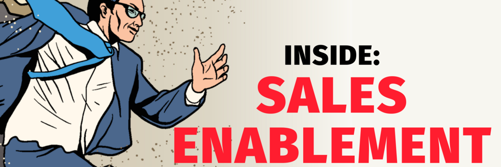 Inside Sales Enablement Banner