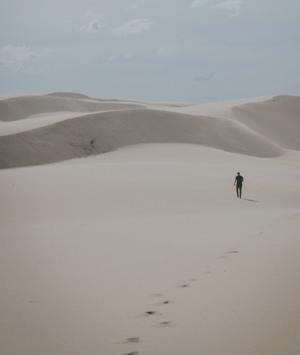 Refract Desert Image