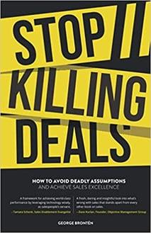 Stop Killing Deals