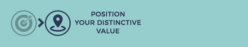 Value Selling - Position