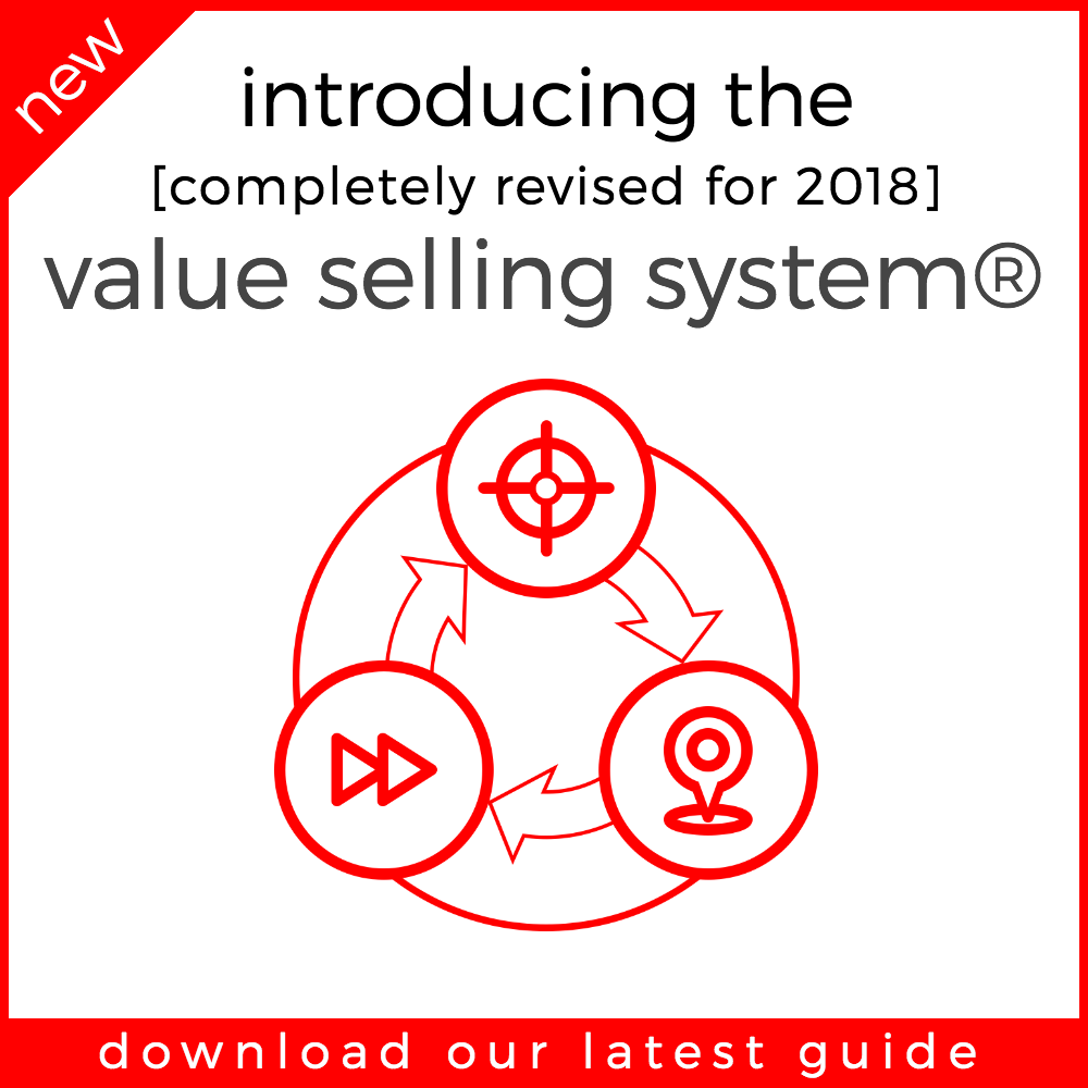 An Introduction to the Value Selling System