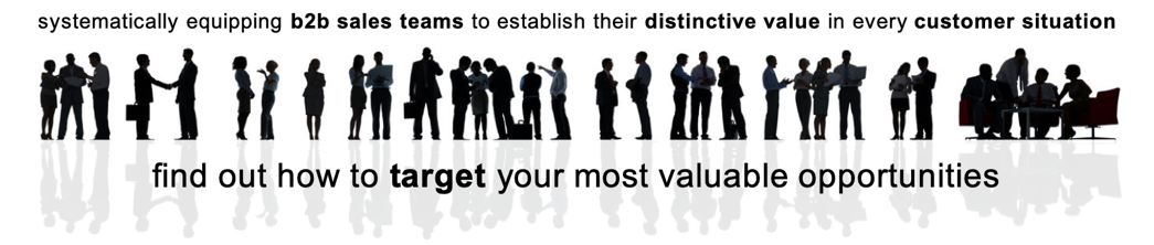 Value Selling - find out how to target your most valuable opportunities