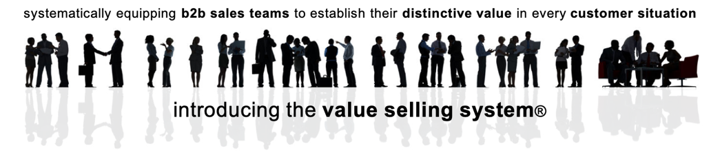 Introducing the Value Selling System