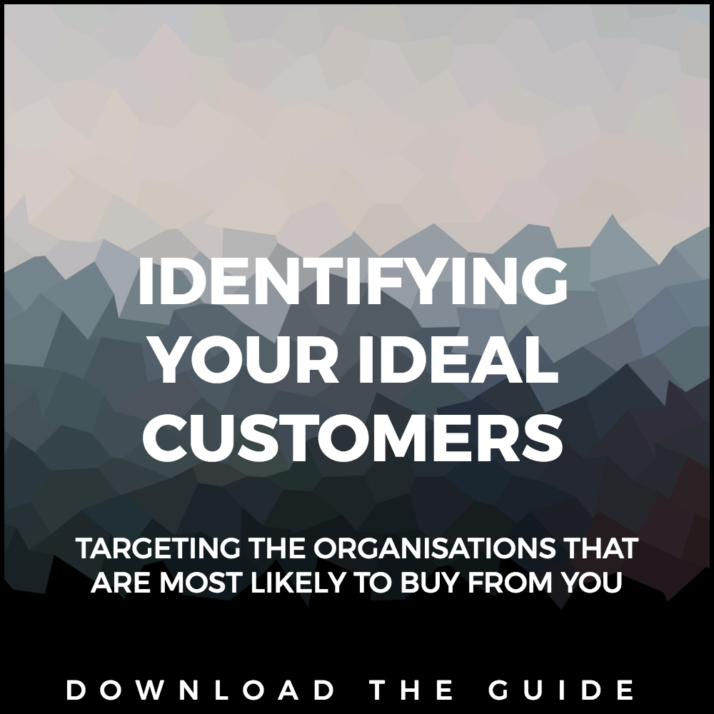 Identifying Your Ideal Customers